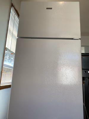 "Hotpoint 28"" 17.6 cu. ft Freezer Refrigerator (almost new) for Sale in Arlington, VA"