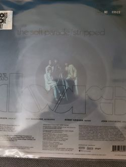 The doors Soft Parade Stripped (Clear Vinyl) for Sale in Long Beach,  CA