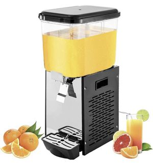 New Beverage Dispenser Equipped with Thermostat Controller to Maintain Temperature for Sale in Beaumont, CA