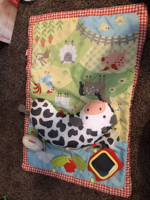 Tummy time mat for Sale in Lathrop, MO