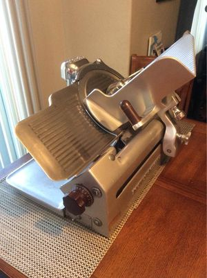 Globe comercial stainless steel Deli slicer for Sale in Nampa, ID