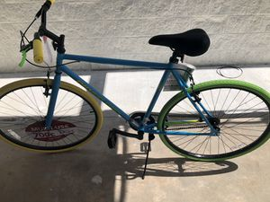 🔥NEW Kent Bike 700C Mens Ridgeland Hybrid Blue Green Single Speed 700 C 💥💥 for Sale in Atlanta, GA