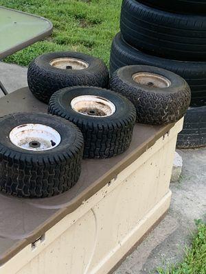 Tractor Tires 15x6-6 for Sale in Woodbridge, VA