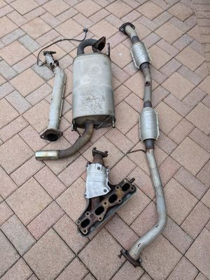Miata NB exhaust parts for Sale in Hollywood, FL