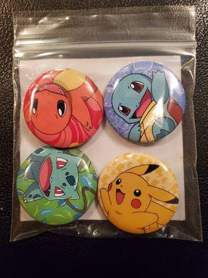 Funko Pokemon Exclusive Pins for Sale in Lawrenceville, GA