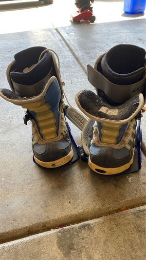 Snowboarding boots for Sale in Suisun City, CA