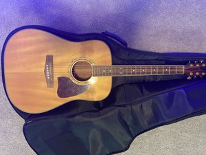 Excellent condition Ibanez aw100 nt 1m 03 Acoustic guitar. for Sale in Herndon, VA