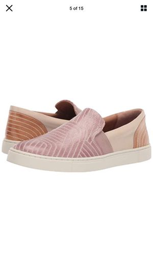 New Authentic Frye Ivy Stitch Slip On Sneakers sz 8 for Sale in Bridgeton, MO
