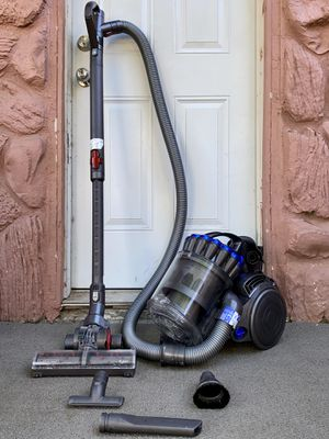 Dyson DC-23 Animal Canister Vacuum Cleaner w/ all attachments for Sale in El Cajon, CA