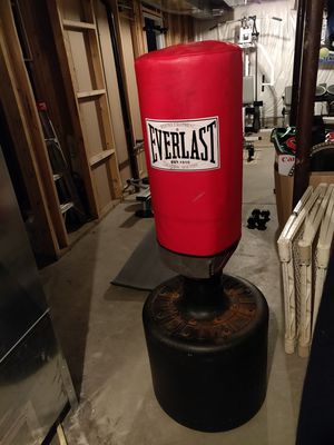Punching bag for Sale in Peninsula, OH