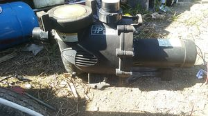 Jandy plus hp 1.5 pool pump good cond for Sale in Gibsonton, FL