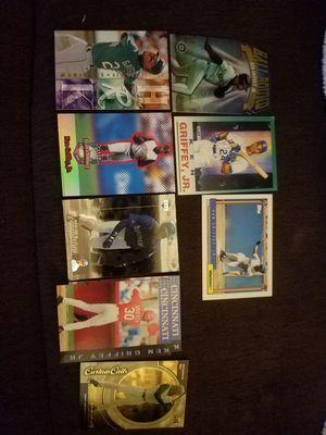 KEN GRIFFEY JR. CARDS for Sale in Waterbury, CT