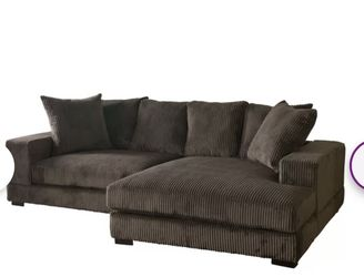 Luxe Right Hand Facing Sectional for Sale in Boston,  MA