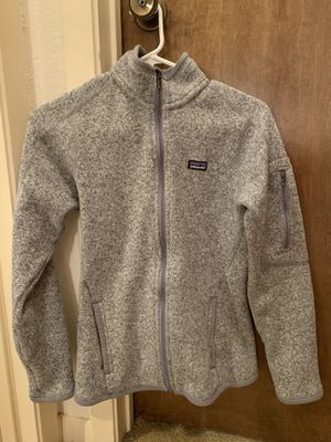 Patagonia sweater jacket women's xs for Sale in Fort Worth, TX