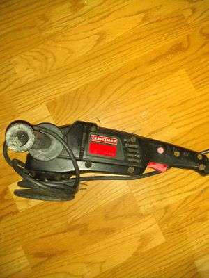 Craftsman 4.5 amp sander for Sale in Lexington, KY