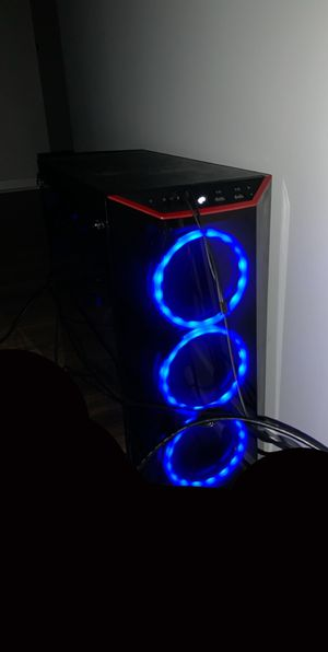 Gaming pc ( NEEDS TO GO) Very good deal (bought for 600) for Sale in Holland, MI