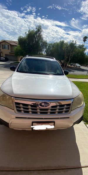 2012 Subaru Forester for Sale in Riverside, CA