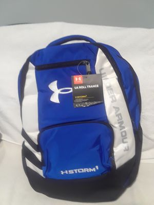 Under Armour Storm1 blue backpack for Sale in Southwest Ranches, FL