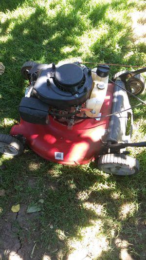 Briggs stratton lawn mower for Sale in Sacramento, CA
