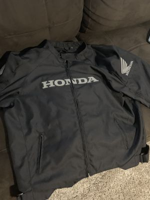 Motorcycle jacket Honda for Sale in Smyrna, GA