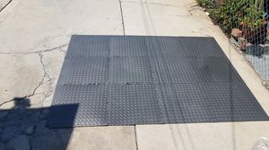 """12 piece High density floor workout exercise mat 1/2"""" 41sq feet Brand new for Sale in Montebello, CA"""