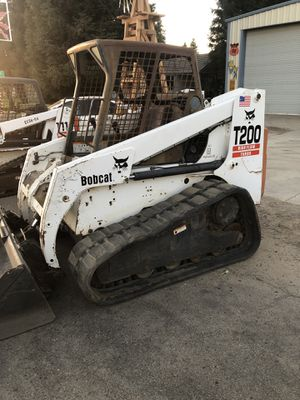 Bobcat skid steer 2007 for Sale in Fresno, CA