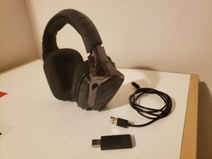 Logitech G933 Artemis Spectrum RBG 7.1 Surround Sound Gaming Headset for Sale in Tigard, OR