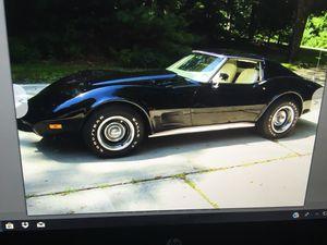 1977 Chevy corvette c3 for Sale in North Andover, MA