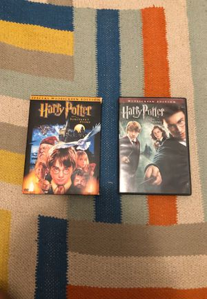 Harry Potter 2 Pack DVD for Sale in Santa Clara, CA