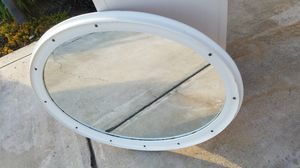 Nice oval frame mirror for Sale in Modesto, CA