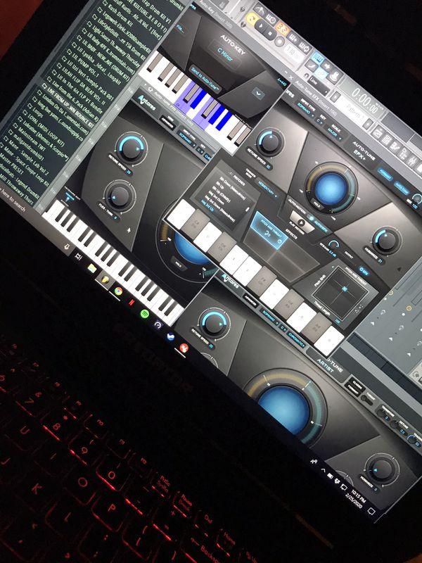Antares Auto Tune Pro/Artist/EFX/Access Windows