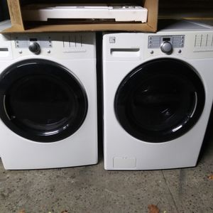 Kenmore Washer And Dryer Set for Sale in The Bronx, NY