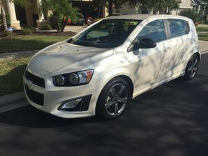 2015 Chevy sonic RS Turbo for Sale in Tampa, FL