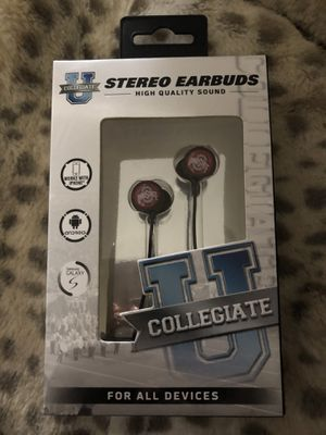 Ohio State Stereo Ear Buds for Sale in Mentor, OH