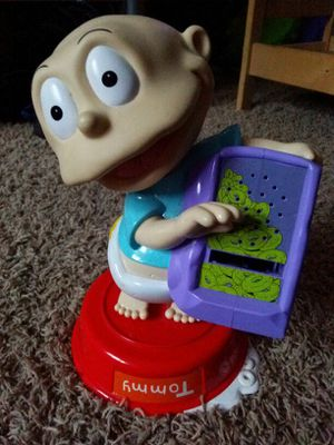 Tommy's Reptar Toss Rugrats Nickelodeon for Sale in Federal Way, WA
