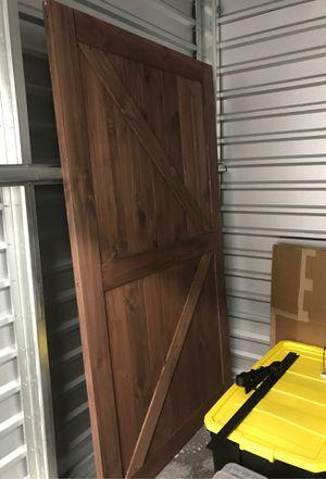 "Barn Door 48"" by 84"" for Sale in Seattle, WA"