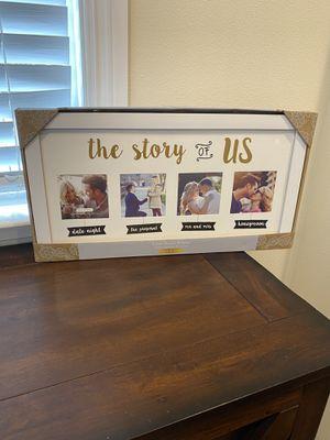 Wedding photo frame for Sale in Los Alamitos, CA