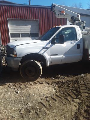 2001 ford f450 7.3 2wd for Sale in Charlton, MA