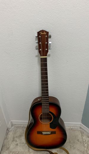 Fender Acoustic Guitar for Sale in DeLand, FL