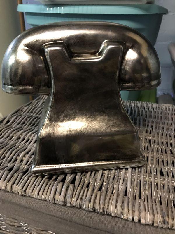 Telephone Table Top Decor Piece