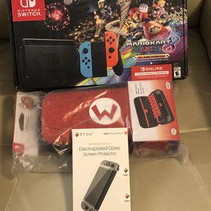Nintendo Switch Mario 8 Deluxe Edition for Sale in Phoenix, AZ