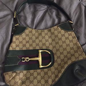 Authentic Vintage Gucci Shoulder bag for Sale in Peoria, AZ