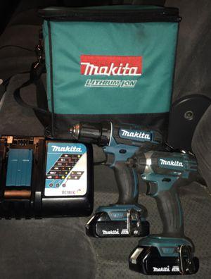 Makita tool set for Sale in Los Angeles, CA