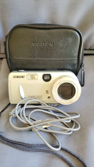 SONY CYBER-SHOT 3.2 for Sale in Temecula, CA