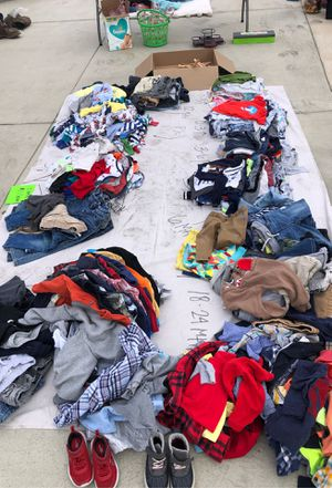 Boys Clothes for Sale in Rancho Cucamonga, CA