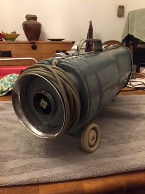 Vintage Electrolux Canister Vacuum Cleaner Model E Works for Sale in Culver City, CA