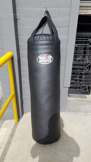 Boxing Heavy bag punching bag for Sale in Los Angeles, CA