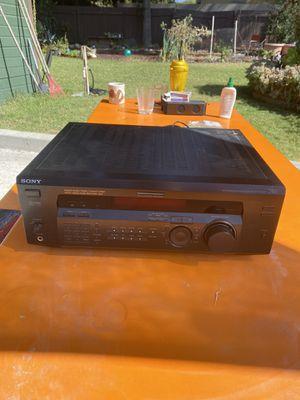 Sony STR-DE635 Stereo Tuner, Receiver, Amp for Sale in Altadena, CA