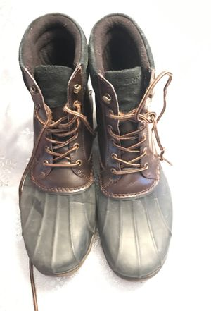 Men's Speery duck boots for Sale in Buffalo, NY