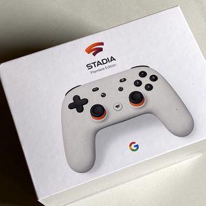 Google Stadia Premier Edition Unopened Brand New 70$ for Sale in Rockville, MD